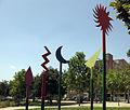 061 Relacions de l'espai, d'Àngel Màdico, al parc de Vallparadís (Terrassa).jpg