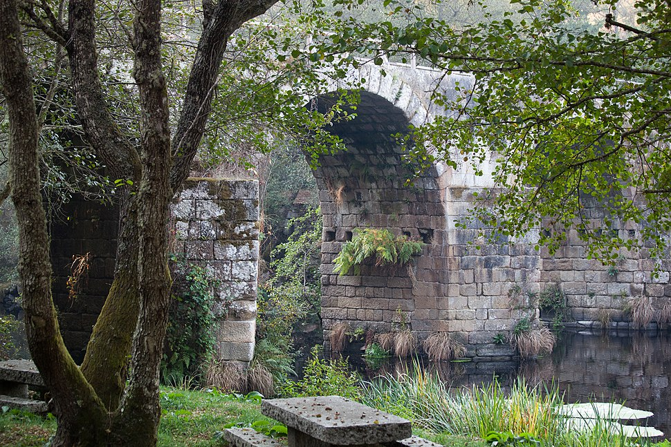 10-2011. Ponte Freixo - Río Arnoia - Cartelle - Galiza PF02