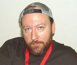 Tim Bradstreet - Bradstreet at the Big Apple Convention in Manhattan, October 18, 2009.