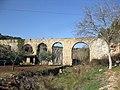 10 Pont de les Femades (aqüeducte romà), al Pont d'Armentera.jpg