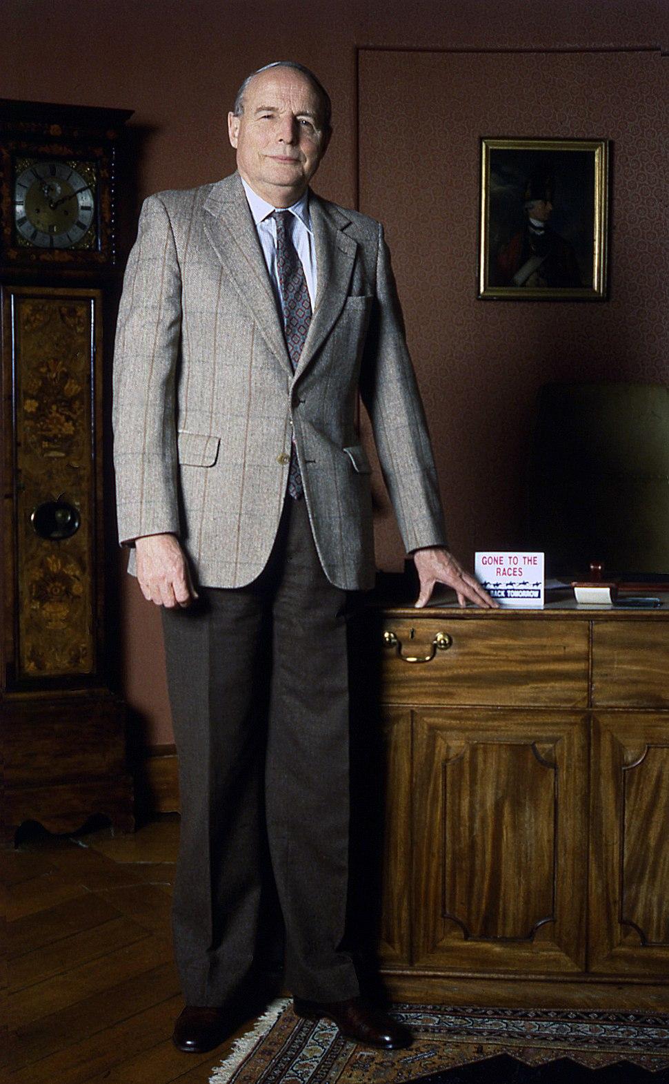 10th Duke of Richmond %26 Gordon 4 Allan Warren