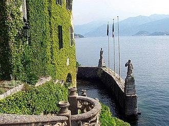 Villa del Balbianello - Image: 11Villa Balbianello