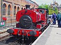 1215 Andrew Barclay 2315 0-4-0ST LADY INGRID 30587 Tunbridge Wells West.jpg