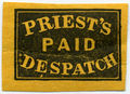 121L6 1851 Priest's Despatch - Paid (2c yellow).jpg