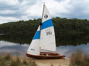 125 (dinghy) - Image: 125 dinghy