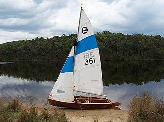 125 (dinghy) - Image: 125 dinghy