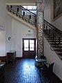 13 Szent Erzsébet Street, staircase, 2020 Sárospatak.jpg