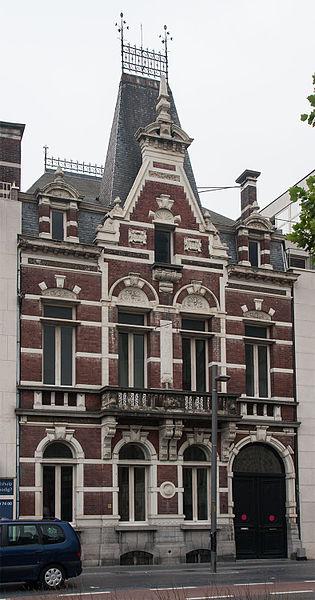 Herenhuis Grote Markt 6 Sint-Niklaas