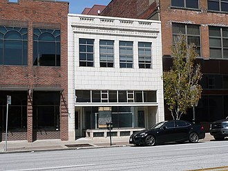 National Register of Historic Places listings in Jackson County, Missouri: Downtown Kansas City - Image: 1524 Grand Avenue Building
