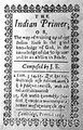1669 IndianPrimer byJohnEliot CambridgeMA.png