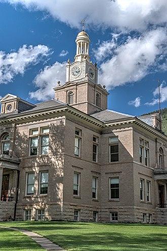 Silverton, Colorado - Image: 16 21 2470 silverton co