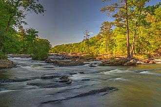 Sweetwater Creek (Chattahoochee River) - Sweetwater Creek