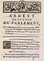 1774 FEVR. 11 ARREST PARLEMENT LINGUET signe VANDIVE p.1.jpg