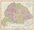1799 Cary Map of Hungary, Croatia and Transylvania - Geographicus - Hungary-cary-1799.jpg