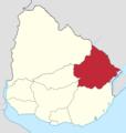1830 Uruguay Cerro Largo map.PNG