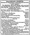 1840 BostonBrigadeBand May9 BaltimoreMuseum TheSun.png