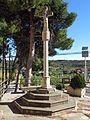 184 Creu de terme a l'entrada sud de Sant Martí de Maldà.jpg
