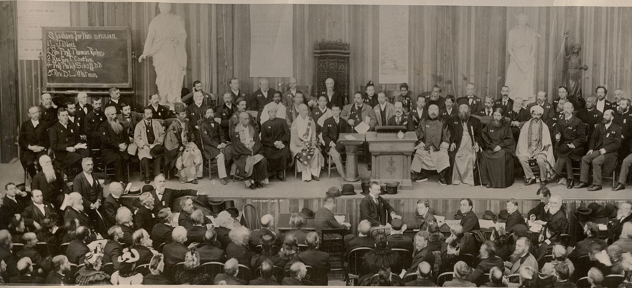 Chicago Meeting, 1893/Wikipedia