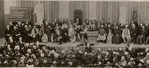 Parliament of the World's Religions - Chicago Meeting, 1893