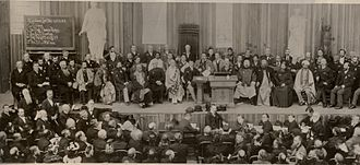 Interfaith dialogue - Congress of Parliament of the World's Religions, Chicago, 1893