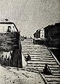 1899-01-21, Blanco y Negro, Rincones de Madrid, La calle del Águila, Lhardy (cropped).jpg