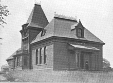 1899 Yarmouth public library Massachusetts.png