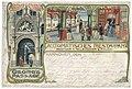 1901 Reisinger & Co. Ansichtskarte Automatisches Restaurant Georgspassage Hannover, Bildseite.jpg