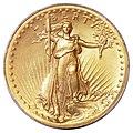 1907 $20 High Relief, Wire Rim (obv).jpg
