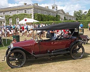 Driggs-Seabury - 1914 Twombly Model A cyclecar.