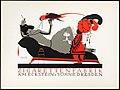 1922 Julius Klinger Plakat Zigarettenfabrik A. M. Eckstein & Söhne Dresden.jpg