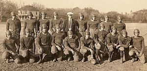 Tustin High School - Tustin Union High School - 1924 football team
