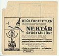 1932 06 25 Hungary telegraph - Rakospalota back page.jpg
