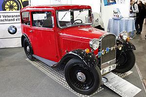 BMW 3/20 - Image: 1933BMWAM4