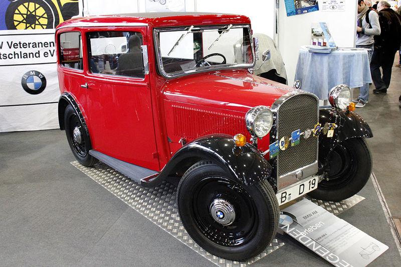 Bmw 3/20 (1932 - 1934) - Niemieckie Samochody Zabytkowe ...
