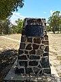 1946 centenary memorial, Mitchell, Queensland.jpg