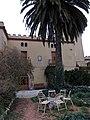 194 Casa Mas (Llorenç del Penedès), pati, façana sud.JPG