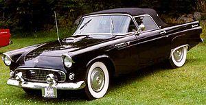 Ford Thunderbird (first generation) - 1955 Ford Thunderbird