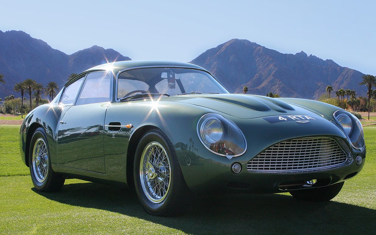 All Types aston db4 zagato : Aston Martin DB4 GT Zagato – Wikipedia