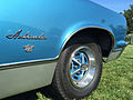 1967 AMC Ambassador DPL convertible blue with optional Satin trim AMO 2015 meet 8of9.jpg