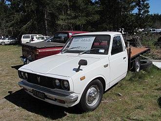 Toyota Hilux - 1976 Hilux flatdeck