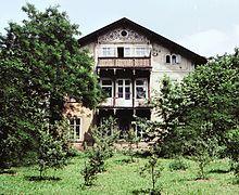 Villa St Oswald Seefeld
