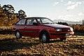 1989 Hyundai Excel GL (NZ).JPG