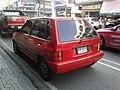 1992-1993 Ford Festiva (WA) L 5-door hatchback (2019-01-20) 03.jpg