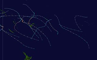 1992–93 South Pacific cyclone season cyclone season in the South Pacific ocean