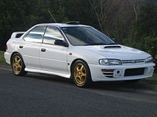 1995 Subaru Impreza Wrx Sti Ra