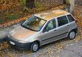 1996 Fiat Punto 55 - front.jpg
