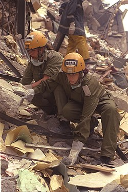 1998 United States embassy in Nairobi bombings IDF relief II.jpg