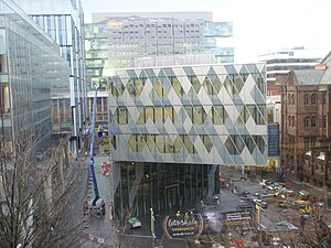 1 The Avenue - Image: 1 The Avenue, Spinningfields
