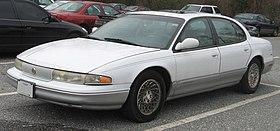Chrysler LHS - WikipediaWikipedia