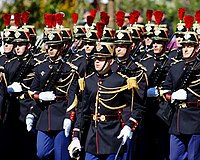 1st Infantry Republican Guard Bastille Day 2008.jpg